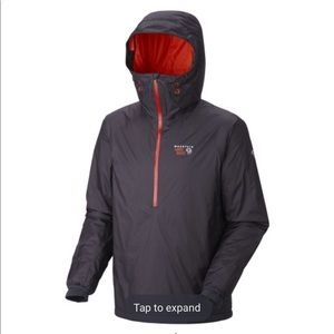 Men's Mountain Hardwear insulated Jacket